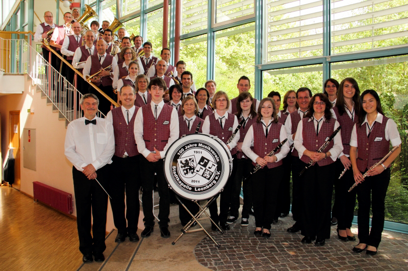 Gruppenfoto Musikverein Stadtkapelle Leonberg e.V.